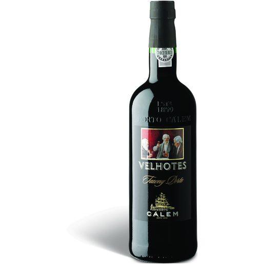 CÁLEM Vinho Do Porto Tawny Velhotes 750 ml