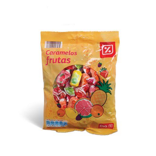 DIA Caramelos de Frutas 200 g