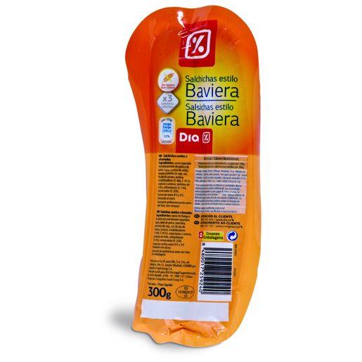 DIA Salsichas Baviera 300 g