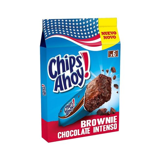 CHIPS AHOY Bolo Brownie 150 g