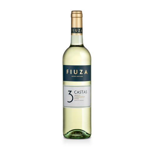 FIUZA Vinho Branco Regional Tejo 3 Castas 750 ml