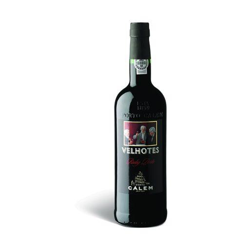 CÁLEM Vinho do Porto Ruby Velhotes 750 ml