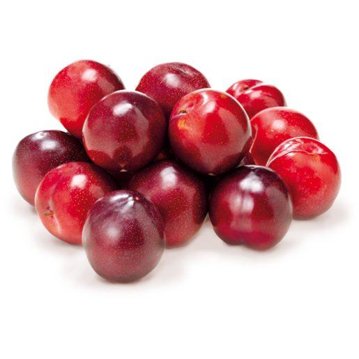 Ameixa Vermelha (1 un = 165 g aprox)