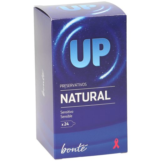 BONTÉ Preservativo Natural 24 Un