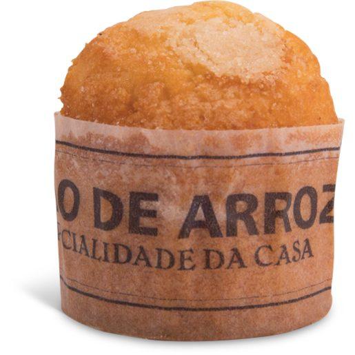 FORNADA DO DIA Bolo de Arroz 70 g