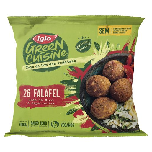 IGLO Falafel Green Cuisine 450 g