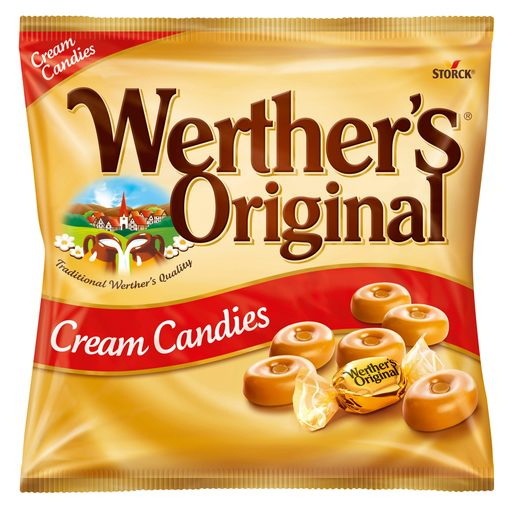 WERTHER'S Caramelos Clássicos 135 g