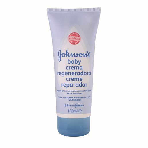JOHNSON'S Creme Protetor Contra Assaduras 100 ml