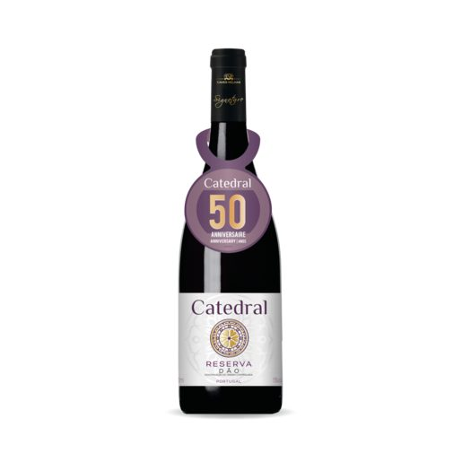 CATEDRAL Vinho Tinto Dao Doc 750 ml
