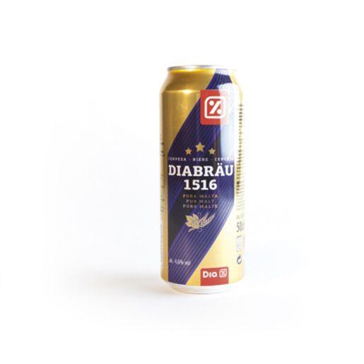 DIA Cerveja com Álcool 500 ml