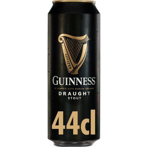 GUINNESS Cerveja Draught Lata  440 ml