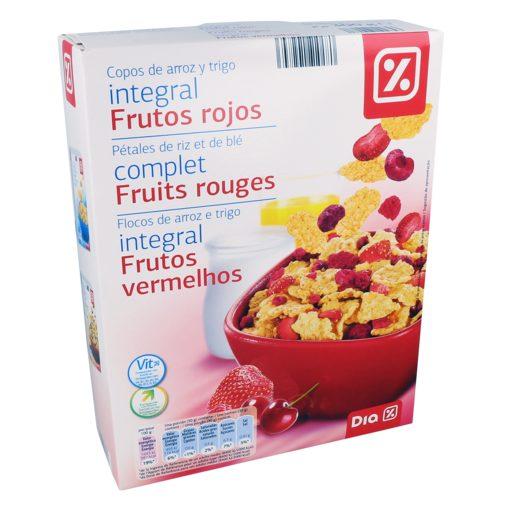 DIA Cereais Integrais de Frutos Vermelhos Special Form 300 g