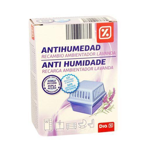 DIA Recarga Anti-humidade Lavanda 250 ml
