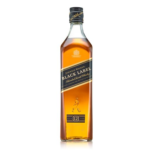 JOHNNY WALKER Whisky Escocês Black Label 12 Anos 700 ml