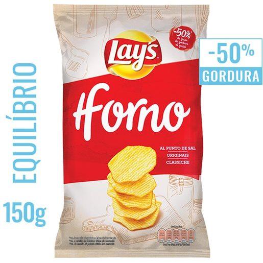 LAY'S Batata Frita Forno 150 g