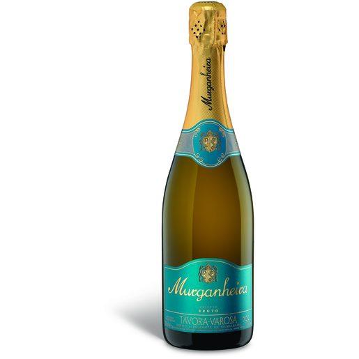 MURGANHEIRA Vinho Branco Espumante Bruto Reserva 750 ml
