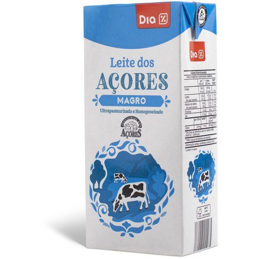 DIA Leite Magro Açores 1 L