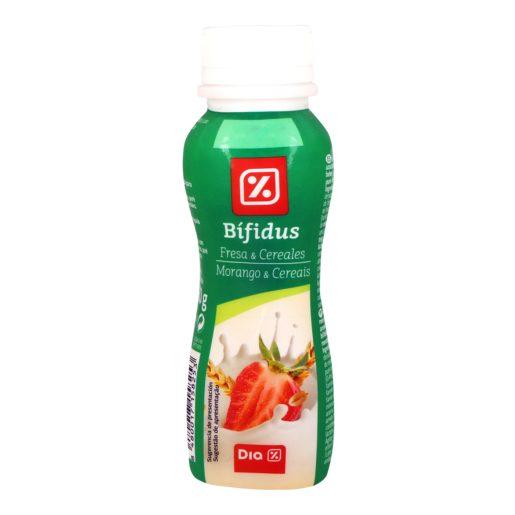 DIA Iogurte Líquido Bifidus Morango e Cereais 160 g