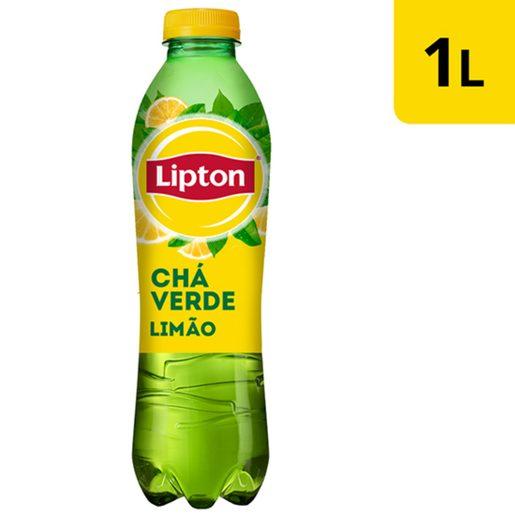 LIPTON Ice Tea Chá Verde Limão 1 L