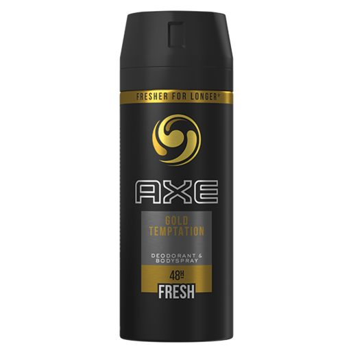 AXE Deo Body Spray Gold Temptation 150 ml