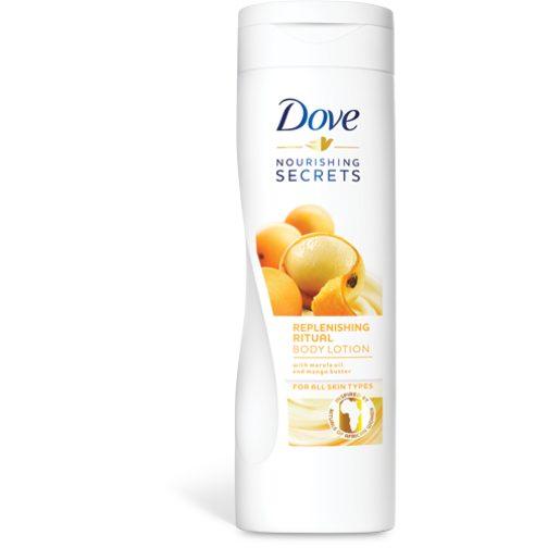 DOVE Loção Secrets Marula Oil 250 ml