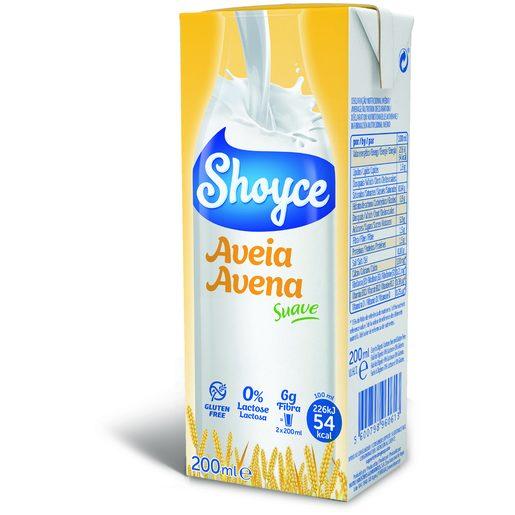 SHOYCE Bebida de Aveia 200 ml