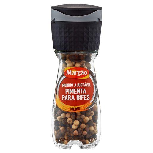 MARGÃO Moinho Pimenta para Bifes 35 g