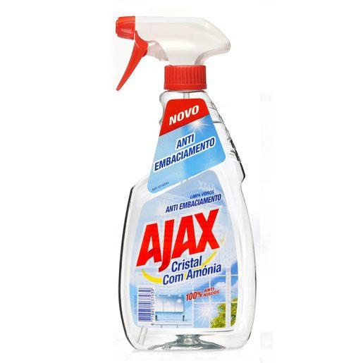 AJAX Limpa Vidros Cristal 500 ml