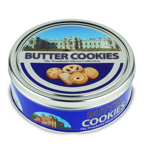 BUTTER COOKIES Bolachas de Manteiga 500 g