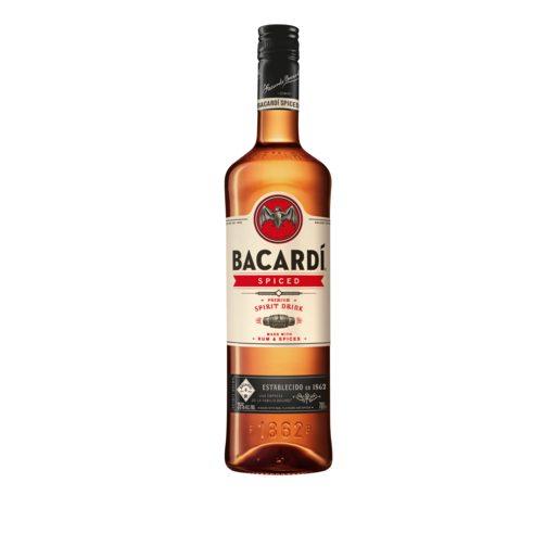 BACARDI Rum Spiced 700 ml