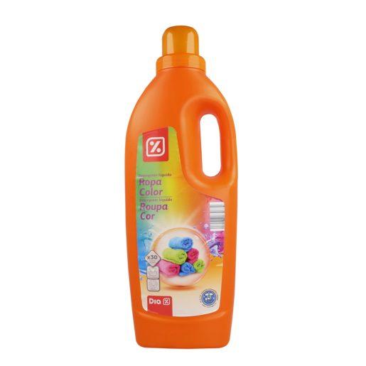 DIA Detergente Líquido Para Roupa de Cor 30 lv