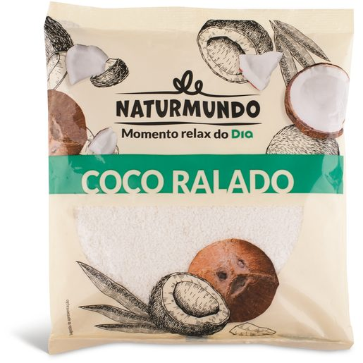 NATURMUNDO Coco Ralado 200 g