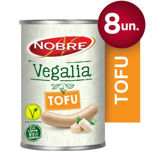 NOBRE VEGALIA Especialidade Vegetariana de Tofu Lata 8 un