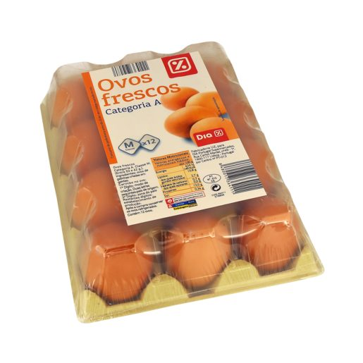 DIA Ovos Classe M 12 Un