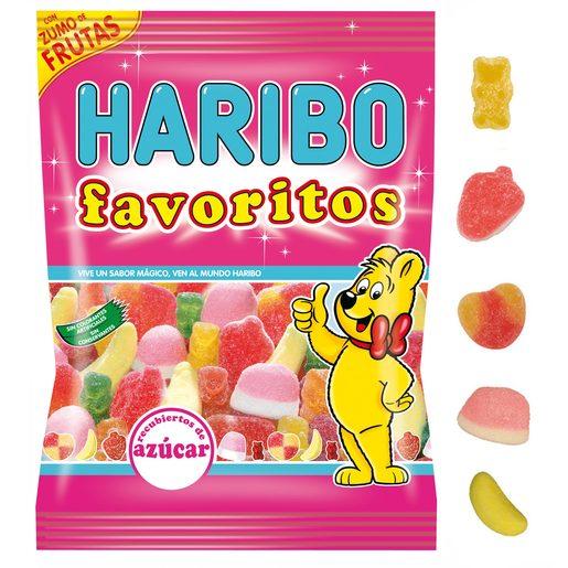 HARIBO Bolsa de Gomas Favoritos 90 g