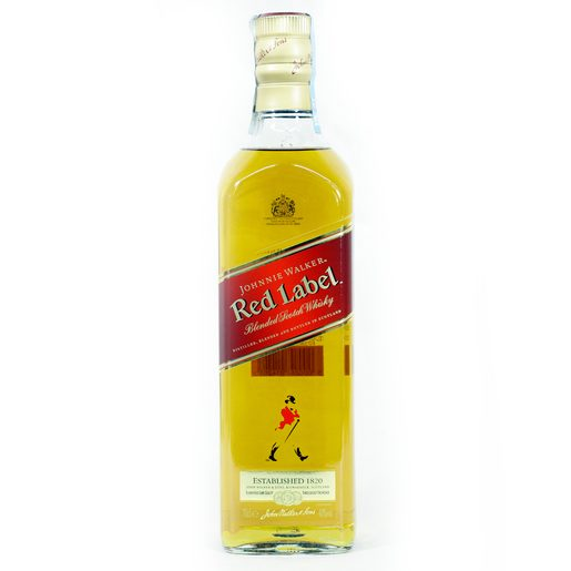 JOHNNIE WALKER Whisky Red Label 200 ml
