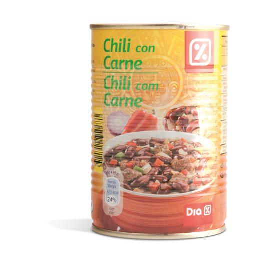 DIA Chili com Carne 420 g