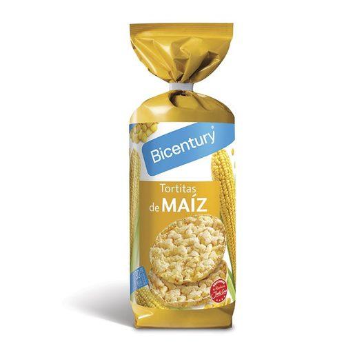 BICENTURY Tortitas de Milho 130 g