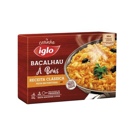 IGLO Bacalhau À Brás 300 g