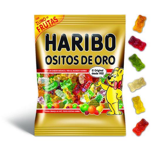 HARIBO Gomas Ositos de Oro 100 g