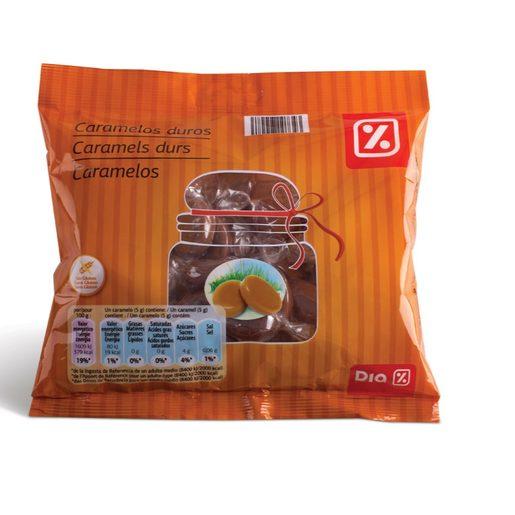 DIA Caramelos De Nata  175 g