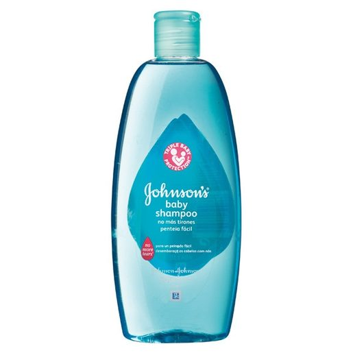 JOHNSON'S BABY Champô Penteia Fácil 500 ml