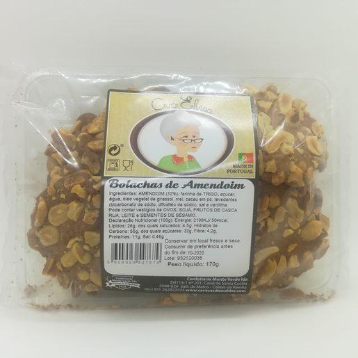 AVÓ ELVIRA Bolachas de Amendoim 170 g