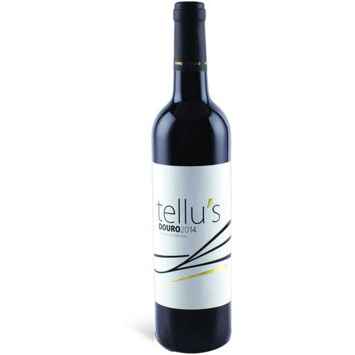 TELLU'S Vinho Tinto DOC Douro 750 ml