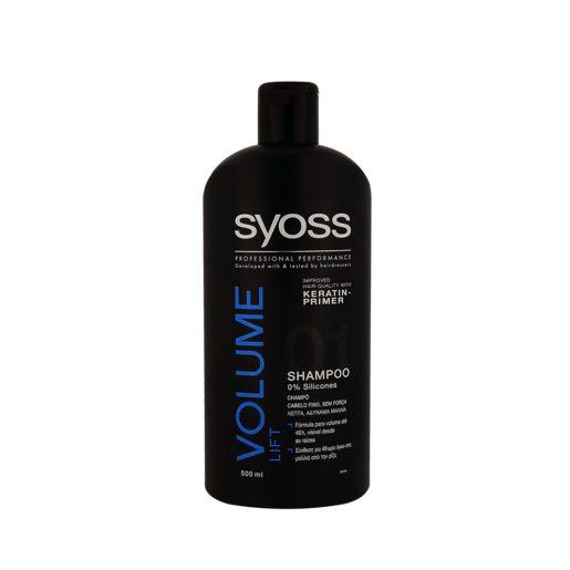 SYOSS Champô Volume 500 ml