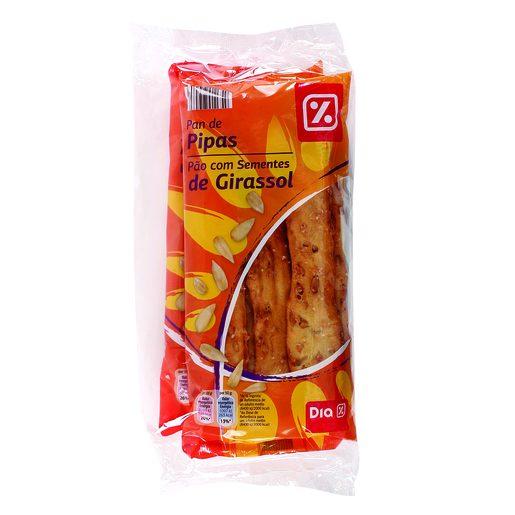 DIA Pão com Sementes de Girassol 2x100 g