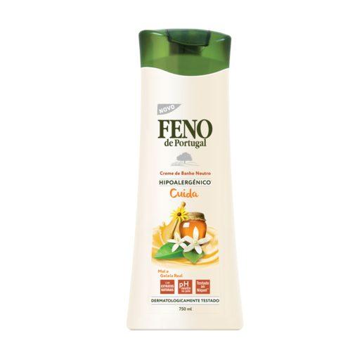 FENO DE PORTUGAL Gel de Banho Hipoalergénico Mel e Geleia Real 750 ml