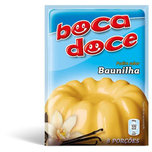 BOCA DOCE Pudim Baunilha 22 g