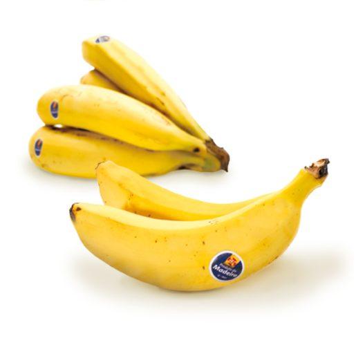 Banana da Madeira (1 un = 150 g aprox)