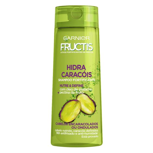 FRUCTIS Champô Hidra-Caracóis 250 ml